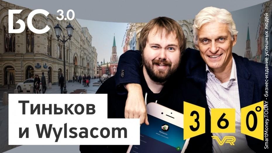 История развития Wylsacom | 360 video