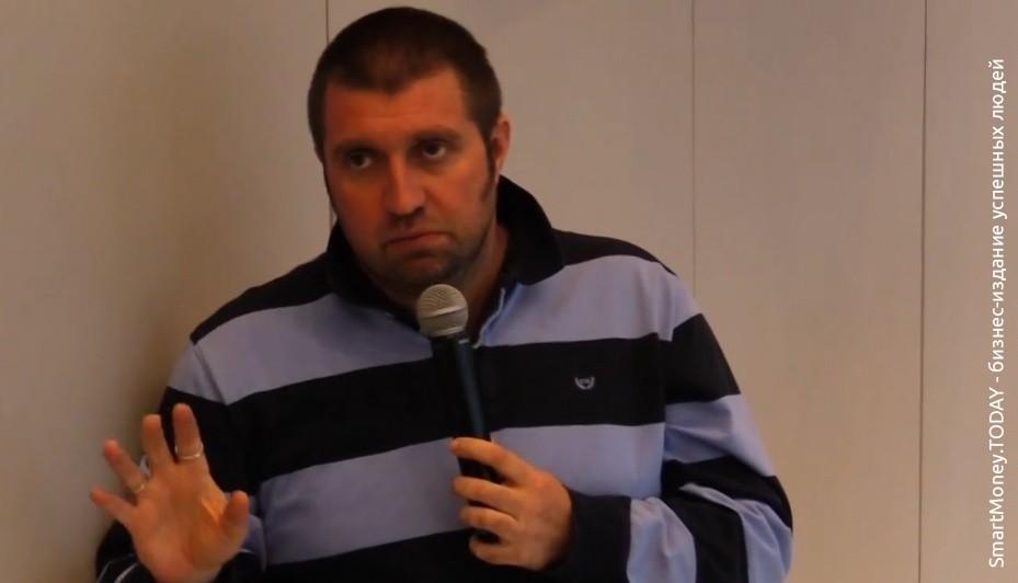 """Дмитрий Потапенко: """"О рабах и рекламных каналах привлечения клиентов"""""""