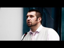 Дмитрий ПОТАПЕНКО на молодёжном форуме финансистов