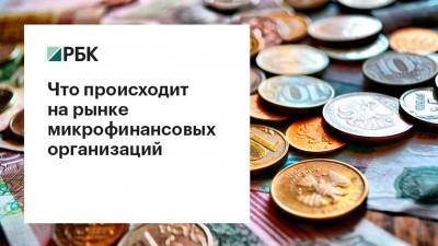 Что происходит на рынке микрофинансовых организаций