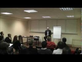 Тренинг переговоров: национальные особенности видеотренинг