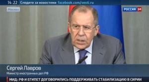 Россия в короткие сроки возобновит полёты в Египет