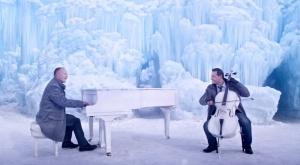 """Let It Go Disney's """"Frozen"""" Vivaldi's Winter - ThePianoGuys"""