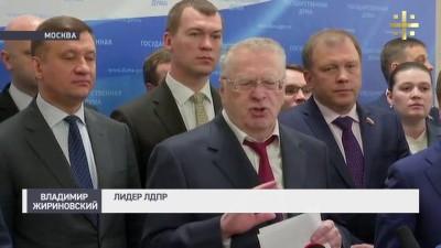 Жириновский настаивает на полном запрете коллекторов