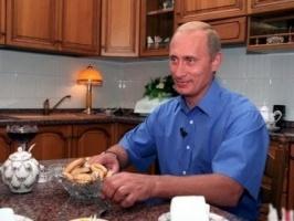 В гостях у Путина - эксклюзивный фильм