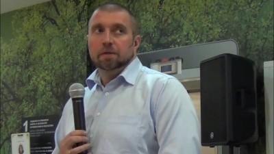Дмитрий ПОТАПЕНКО: В России вам не принадлежит ничего. Ни ваша квартира, ни деньги, ни даже жизнь