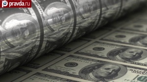 Россия вкладывает бюджет в долг США