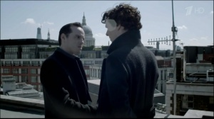 Шерлок Холмс 2 сезон 3 серия - Рейхенбахский водопад