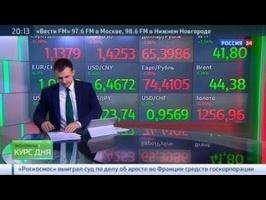 Экономика России. Курс дня, 12 апреля 2016. Цены на нефть