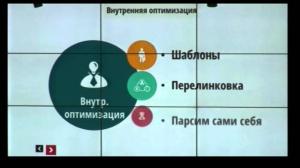 Продвижение порталов в поисковых системах Яндекс и Google