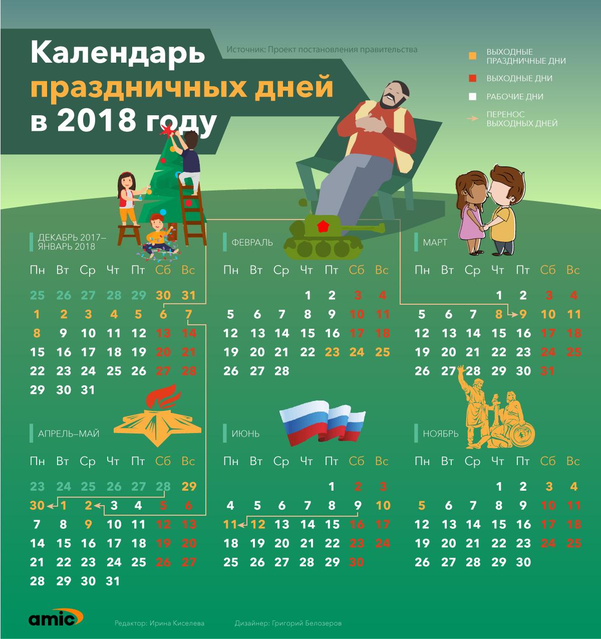 Куда поехать в 2018 году в россии