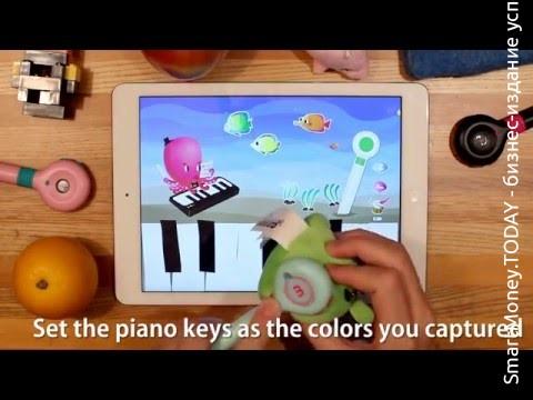 MozBand - ручка для определения цвета