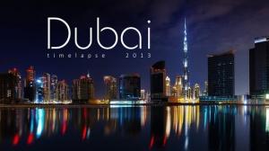 Dubai видеопутешетвие январь-март