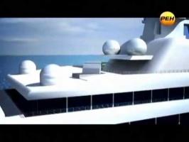 На чем путешествует Абрамович? Яхта Романа Абрамовича