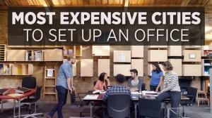 Самые дорогие города в Северной Америке, в которых можно открыть офис