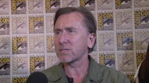 Эксклюзивное интервью прямо с ComicCon 2015 смотреть онлайн